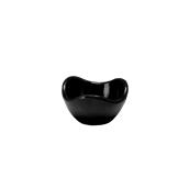 K-2090/BLACK Μπωλ μελαμίνης, 6.5x6.5x3.5cm, μαύρο