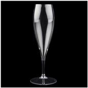 5019-21 Πλαστικό ποτήρι κολωνάτο TRITAN πισίνας 37.5cl διαφανές