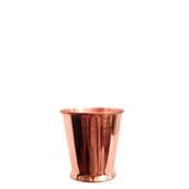 ZE0100THEM-14 Χάλκινη κούπα Julep 14oz, φ8.5x9.5Υcm, Ελληνικής κατασκευής