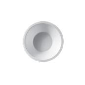 2753-11 Πιάτο μπωλ στρογγυλό PP 450cc άσπρο