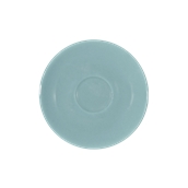 SC1-28/RB Πιατάκι πορσελάνης για φλυτζάνι 280cc, ραφ μπλε, LUKANDA