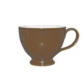 CP1-40/BR Κούπα πορσελάνης 400cc, καφέ, LUKANDA
