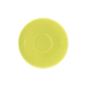 SC1-28/AGN Πιατάκι πορσελάνης για φλυτζάνι 280cc, ανοιχτό πράσινο, LUKANDA