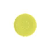 SC1-09/AGN Πιατάκι πορσελάνης για φλυτζάνι 90cc, ανοιχτό πράσινο, LUKANDA