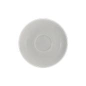 SC1-28/LGR Πιατάκι πορσελάνης για φλυτζάνι 280cc, ανοιχτό γκρι, LUKANDA