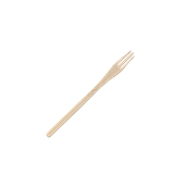 209BBTRID Πιρουνάκι τρίαινα 14cm από Bamboo