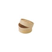 209bbdim7 Μίνι δοχείο 70ml με καπάκι από Bamboo Φ7x4.2cm