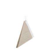 210SFRITTOLO17 Κώνος σερβιρίσματος 360ml, 17cm, χάρτινος, λευκός στο εσωτερικό