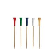 210BBGOLF12 Sticks 12cmαπό Bamboo, Σχήμα βάσης Golf