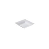 210BCHIC65 Πιατάκι Τετράγωνο 6.5x6.5cm, από ζαχαροκάλαμο, μιας χρήσης