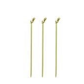 209BBBCL150 Noshi Sticks 15cm από Bamboo με κόμπο στην μία άκρη
