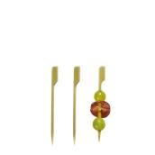 209BBTG105 Σουβλάκια-Sticks 10,5cm από Bamboo Σειρά «Teppo Gushi», Χωρίς ετικέτα