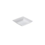210BCHIC99 Πιατάκι Τετράγωνο 9x9cm από ζαχαροκάλαμο, μιας χρήσης