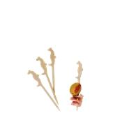 209BBHIP9 Sticks 9cm σε σχήμα Ιππόκαμπου «Tokai», Ξύλινα