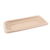 PUL401045D300 Δίσκος ζαχαροκάλαμου για Σαντουιτς, Τοστ, 24x11cm, Sabert