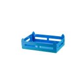 AL-KAF-1/BL Καφασάκι Αλουμινίου Μπλε, Μικρό 15x10x5cm, Ελληνικής Κατασκευής