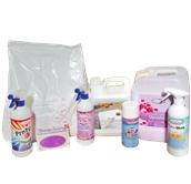 5-STAR/A Πακέτο καθαριότητας με 8 προϊόντα για ξενοδοχεία με εσωτερικό laundry