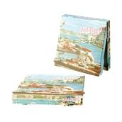 33x33x4.2 /HOTPIZZA Κουτί Πίτσας Μικροβέλε HOT-PIZZA (VENICE), 33x33x4.2cm