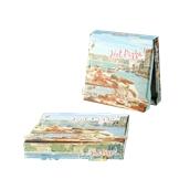 28x28x4.2 /HOTPIZZA Κουτί Πίτσας Μικροβέλε HOT-PIZZA (VENICE), 28x28x4.2cm