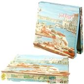45x45x4.2 /HOTPIZZA Κουτί Πίτσας Μικροβέλε HOT-PIZZA (VENICE), 45x45x4.2cm
