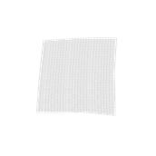 TCK90-075075-ICE Τραπεζομάντηλο από ύφασμα 90gr/m2, 75x75cm, πάγου καρώ
