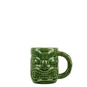 TMG16/47CL Κούπα Tiki 47.3cl, φ12.7x10.2cm, Πράσινη, με χερούλι, LIBBEY