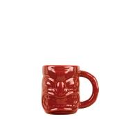 TMR16/47CL Κούπα Tiki 47.3cl, φ12.7x10.2cm, Κόκκινη, με χερούλι, LIBBEY