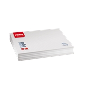 84063201 ΠΑΚΕΤΟ 480 ΣΟΥΠΛΑ 30x45 Recycled Λευκό, FATO Ιταλίας