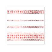 82975500 ΠΑΚΕΤΟ 40 Χαρτοπετσέτες Point-to-Point 38x38, σχέδιο Chinese, FATO Ιταλίας