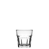 VEG230 Γυάλινο Ποτήρι Ουίσκι, Whiskey κοντό 23cl, φ8.2x8.5cm, Σειρά VEGAS, LIFE