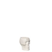 HEAD-4/IV Κούπα Tiki 4cl, σφηνάκι, 5.5cm ύψος, μπεζ, Πορσελάνης, Ελληνικής κατασκευής