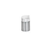 PPR45-INOX Θήκη λογαριασμού Inox, φ3.8x4.5cm