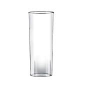 2773-21 Πλαστικό ποτήρι PS μίας χρήσης 30cl διαφανές