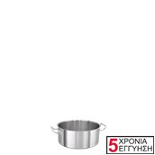 KAPP30311808 Χύτρα Ρηχή χωρίς καπάκι, 18/10, 18x8cm, Σειρά Exclusive, KAPP