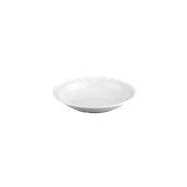 KT-P19/WH Πιάτο Βαθύ PC (Polycarbonate) 19cm, λευκό, Plast Port