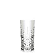 TIMELESS-HB/30CL Γυάλινο Ποτήρι Σκαλιστό Σωλήνας, 30cl, φ6.7x14.3cm, PASABAHCE