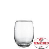 SYRAH VASO /47CL Ποτήρι γυάλινο Tempered 47cl, φ8,7x10,9 Ycm, Vicrila Ισπανίας