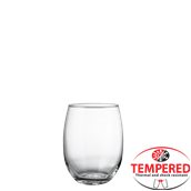 SYRAH VASO /35CL Ποτήρι γυάλινο Tempered 35cl, φ7,93x9,9 Ycm, Vicrila Ισπανίας