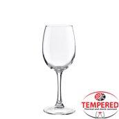 SYRAH /25CL Ποτήρι γυάλινο Tempered 25cl, φ7,1x18,2 Ycm, Vicrila Ισπανίας