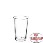 ISABA VASO /42CL Ποτήρι γυάλινο Tempered 42cl, φ8,6x12,45 Ycm, Vicrila Ισπανίας