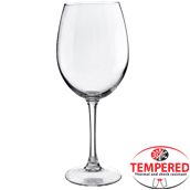 SYRAH /58CL Ποτήρι γυάλινο Tempered 58cl, φ9,3x23 Ycm, Vicrila Ισπανίας