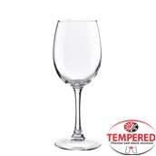 SYRAH /35CL Ποτήρι γυάλινο Tempered 35cl, φ8x20,2 Ycm, Vicrila Ισπανίας