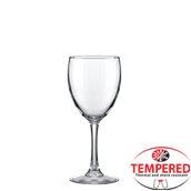 MERLOT /19CL Ποτήρι γυάλινο Tempered 19cl, φ7x16,8Ycm, Vicrila Ισπανίας