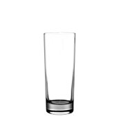 42469 Γυάλινο Ποτήρι Νερού, Ποτού 29cl, φ6 x 16,5 cm, Σειρά DORIC, GLASS 4 YOU
