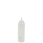 SBT-8/CL Μπουκάλι λευκό 8oz (236ml)