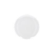 S0902200BIA Πιάτο Ρηχό μελαμίνης φ20cm, Λευκό, TOGNANA