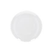 S0900260BIA Πιάτο Ρηχό μελαμίνης φ26cm, Λευκό, TOGNANA