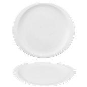 176-RP2187-12 Πιάτο ρηχό κρέατος πορσελάνης 31cm, σειρά Silice, COK ALAR