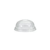LR-DOME Καπάκι πομπέ Φ95mm, για πλαστικά ποτήρια καφέ, LARIPLAST