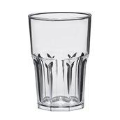 2763-21 Πλαστικό ποτήρι SAN πισίνας 42cl διαφανές
